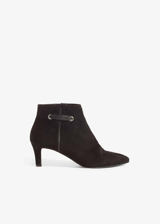 Jane Kitten Heel Ankle Boots | Phase Eight
