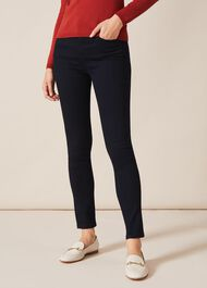 Aida High Waisted Skinny Jeans