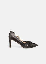 Keri Metallic Court Shoe