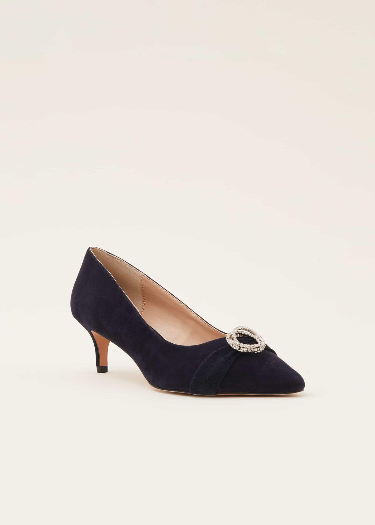 Joelle Sparkle Court Shoe