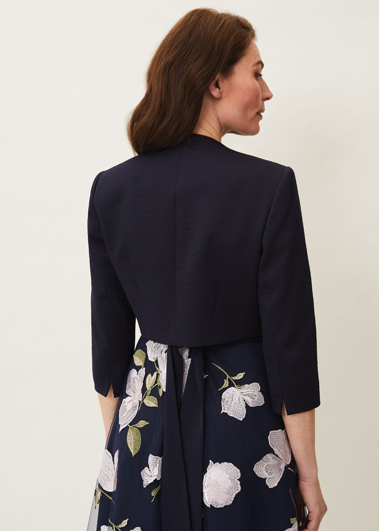Karlee Textured Occasion Jacket