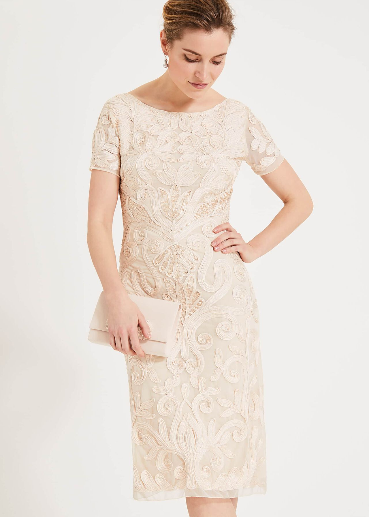 Rosalie Tapework Dress