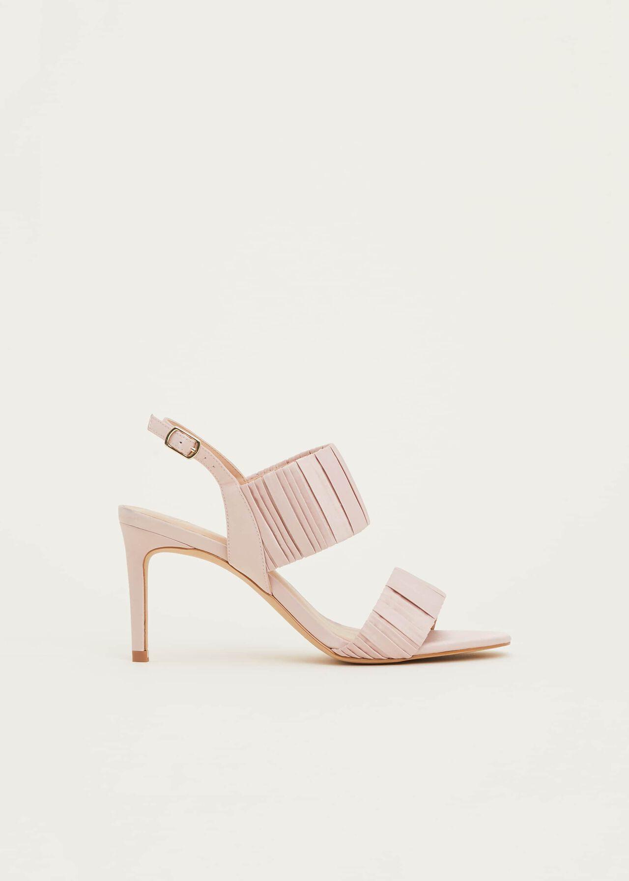 Kitty Pleated Sandal