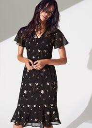 Savanna Embroidered Dress