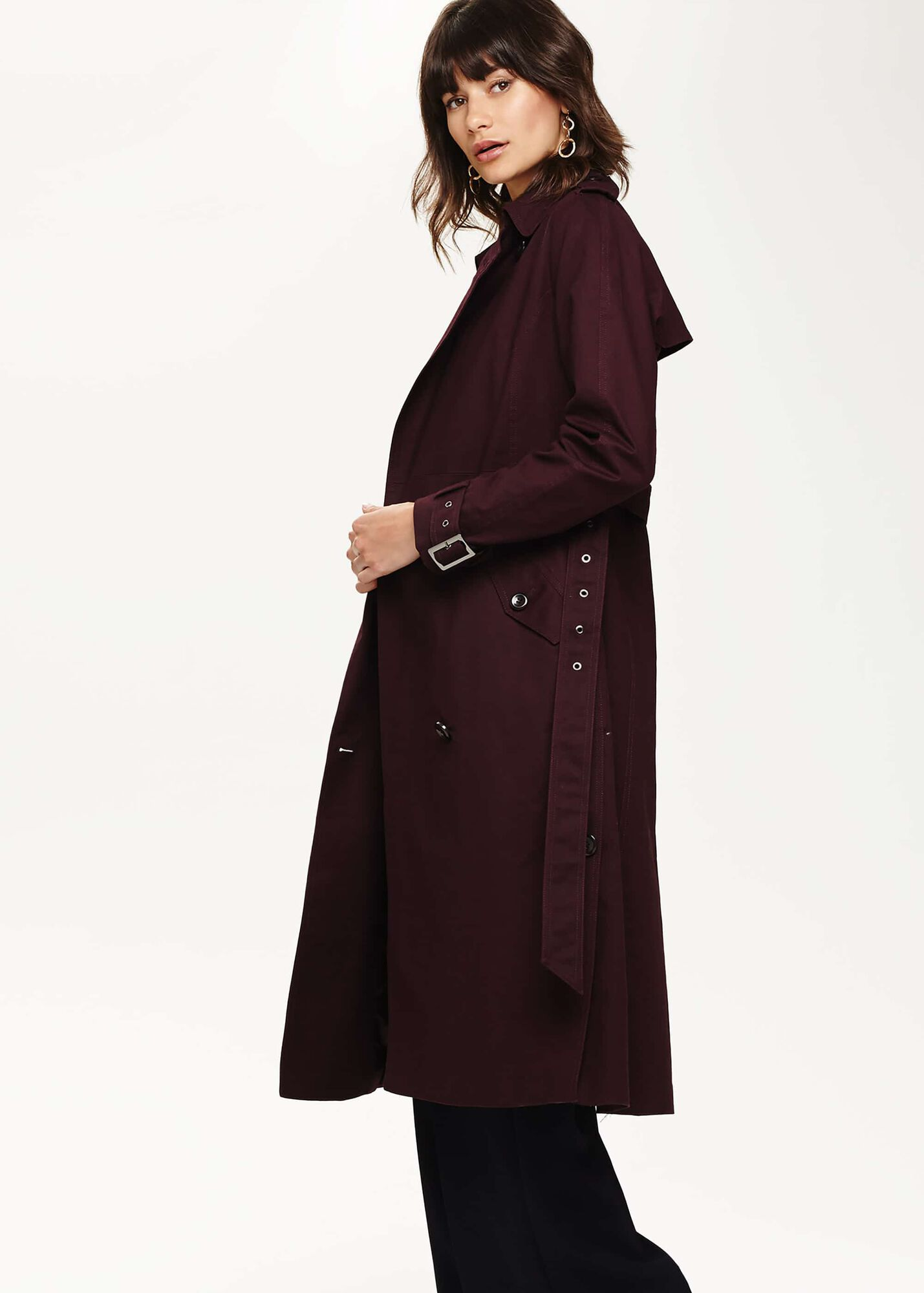 various styles hot-selling clearance hottest sale Trudie Trench Coat | Phase Eight | Phase Eight