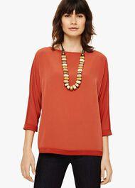 Sheridan Bead Long Necklace