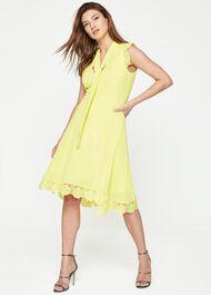 Calinda Lace Dress