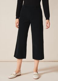 Paisia Cord Crop Trousers