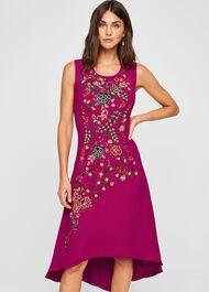 Cossima Beaded Dress