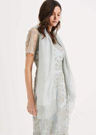 Silk Blend Shawl