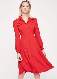 Sancia Trench Dress