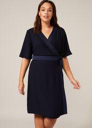 Helena Wrap Dress