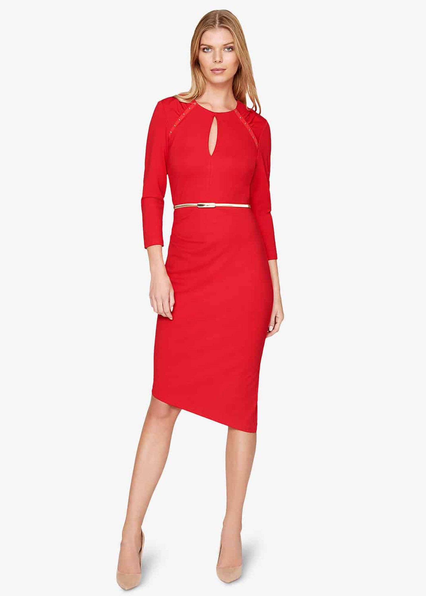 a0596f1c948 Blair Studded Ponte Dress | Phase Eight | Phase Eight
