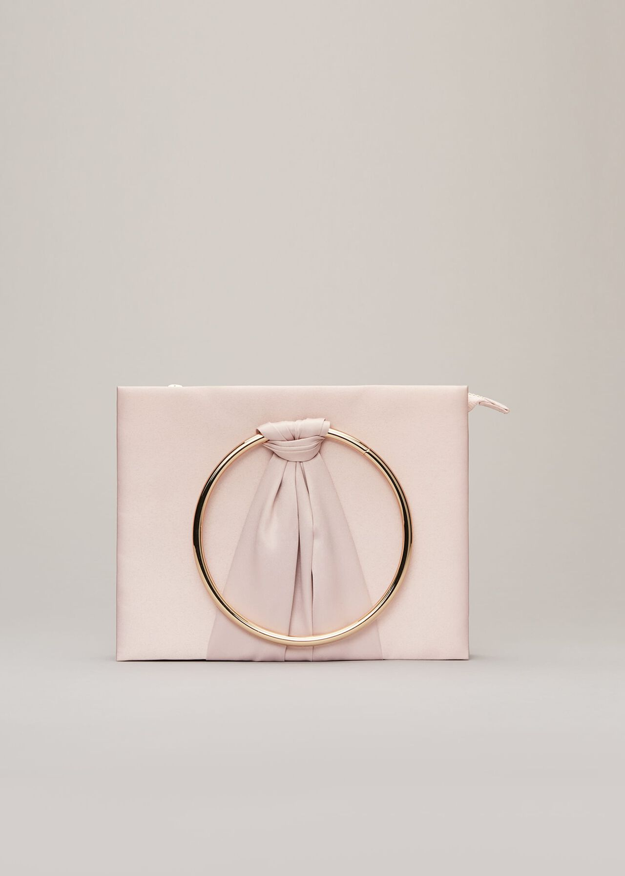 Rhia Ring Clutch Bag