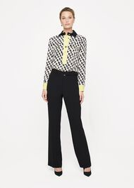 Lydia Straight City Suit Trousers