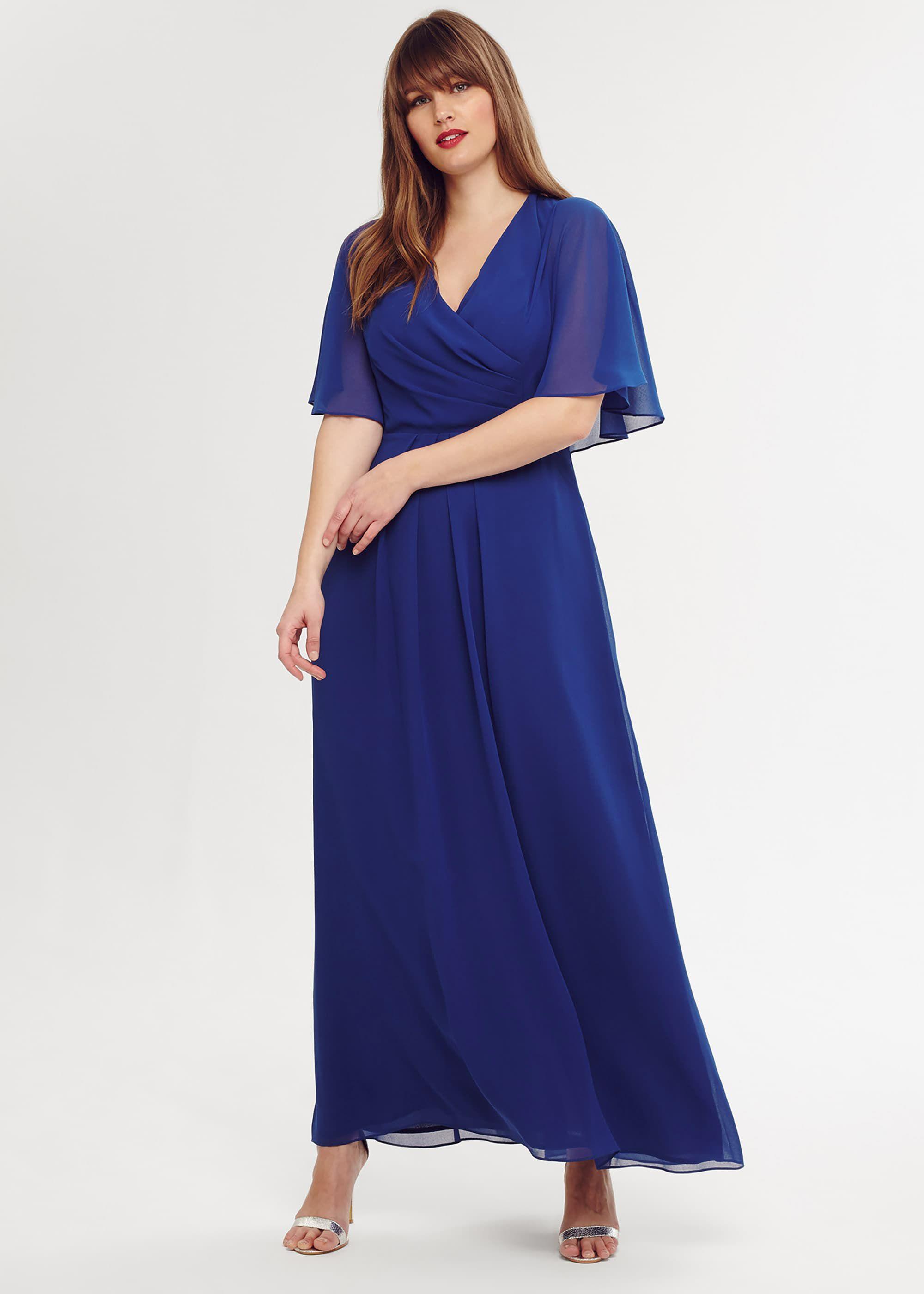 Opal Maxi Bridesmaid Dress | Phase Eight