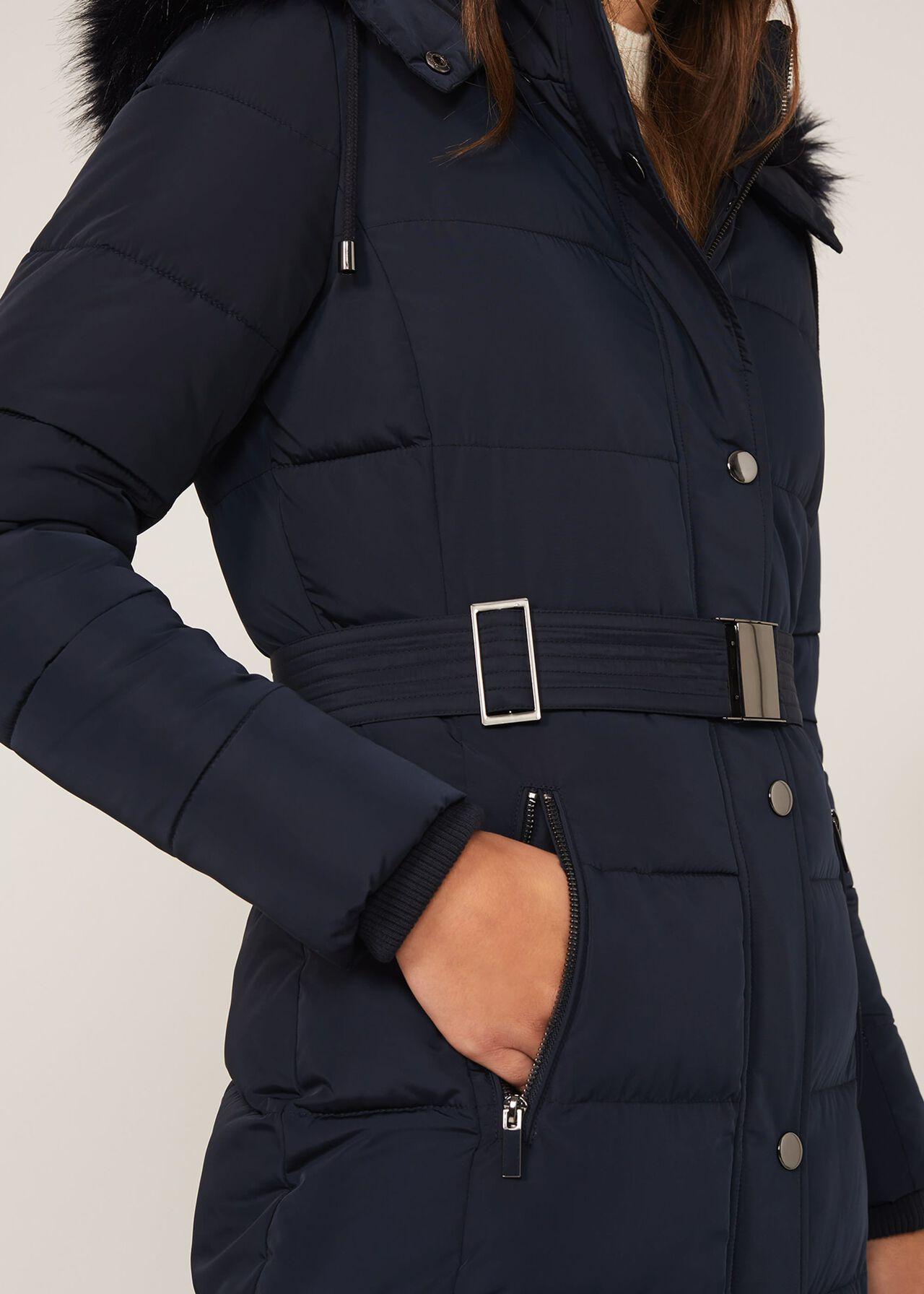 Mabel Maxi Puffer Coat