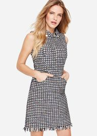 Rosita Tweed Dress