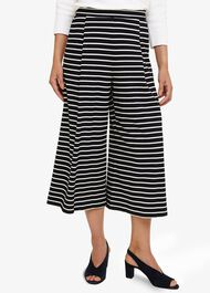 Sansa Striped Culottes