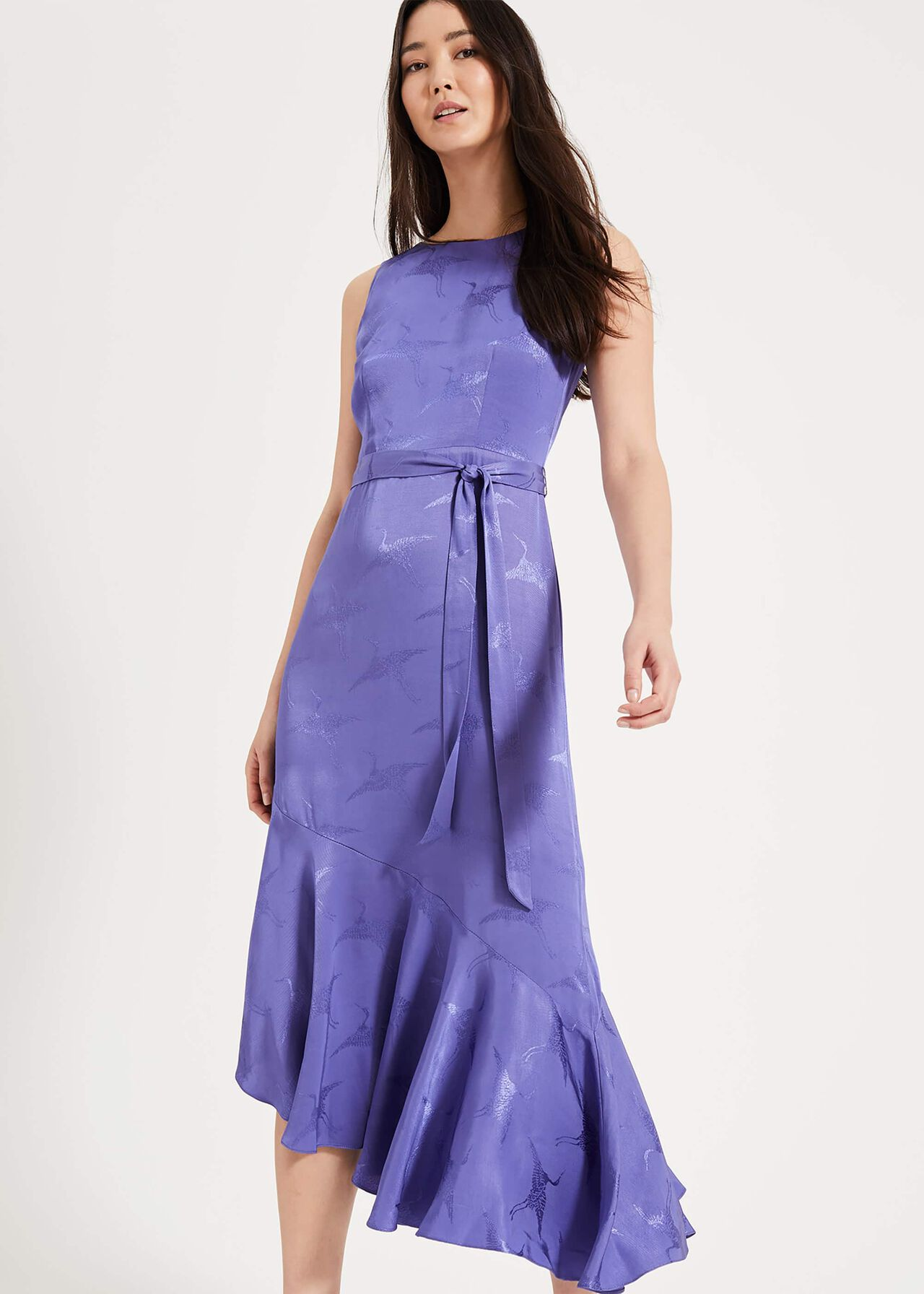 Isabella Asymmetric Dress