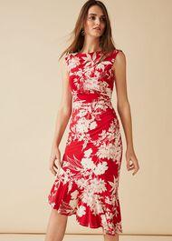 Raelynn Printed Dress