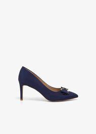 Amelia Bow Front Court Shoes