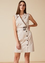 Leighton Belted Dress