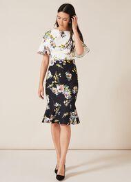 Anita Floral Dress