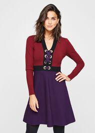 Jetta Colourblock Dress