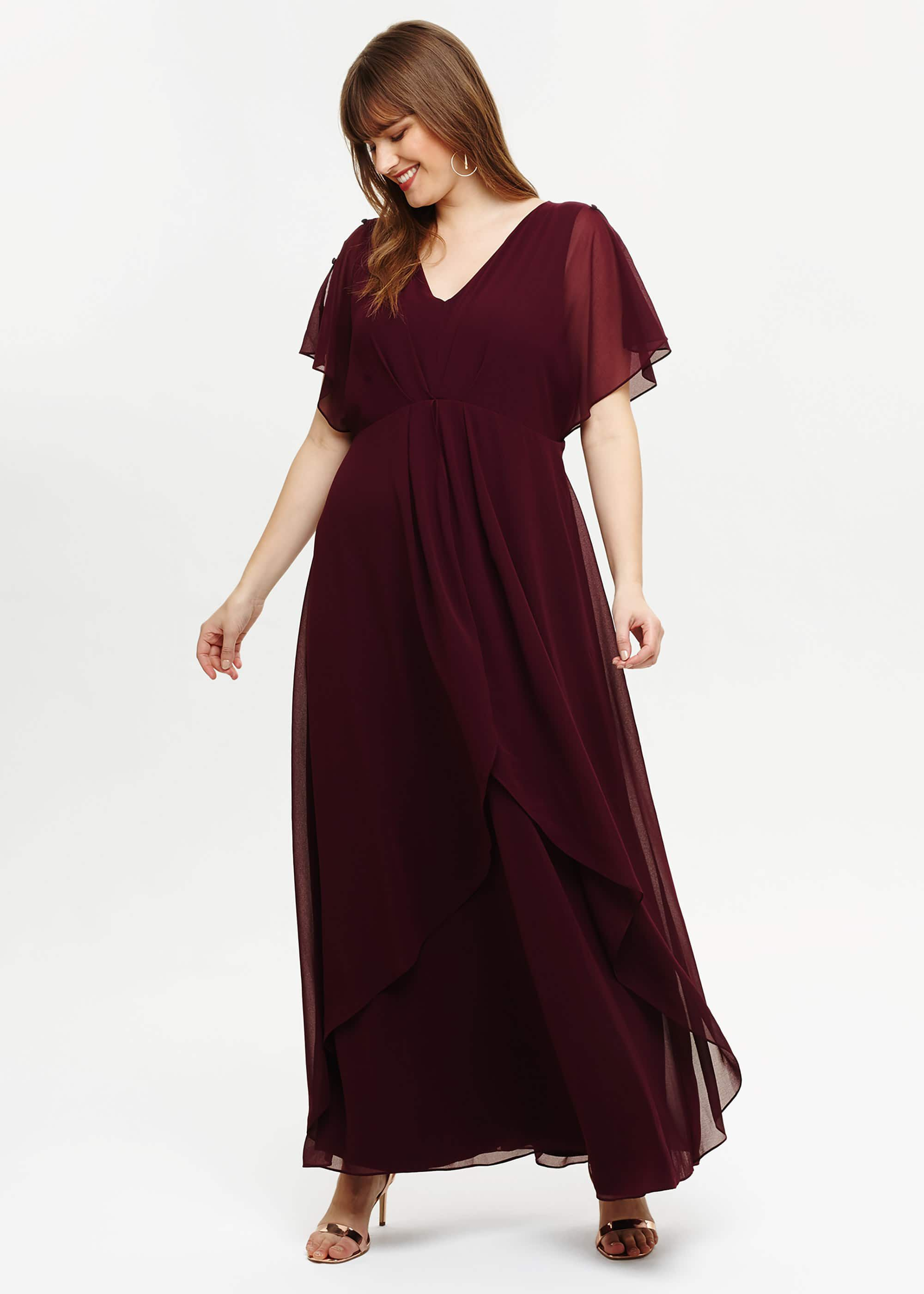 Nova Bridesmaid Maxi Dress | Phase Eight