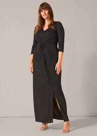 Orabelle Sparkle Maxi Dress