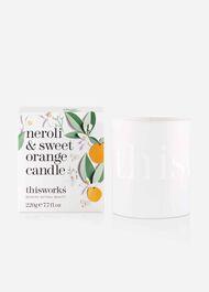 Neroli And Sweet Orange Candle 220g