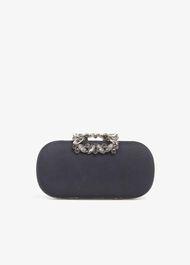 Henni Embellished Clutch Bag