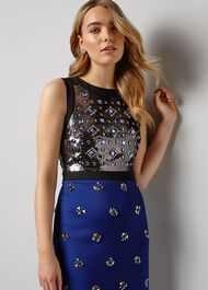 Gabby Emebellished Maxi Dress