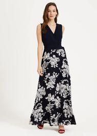 Medeline Lace Maxi Dress