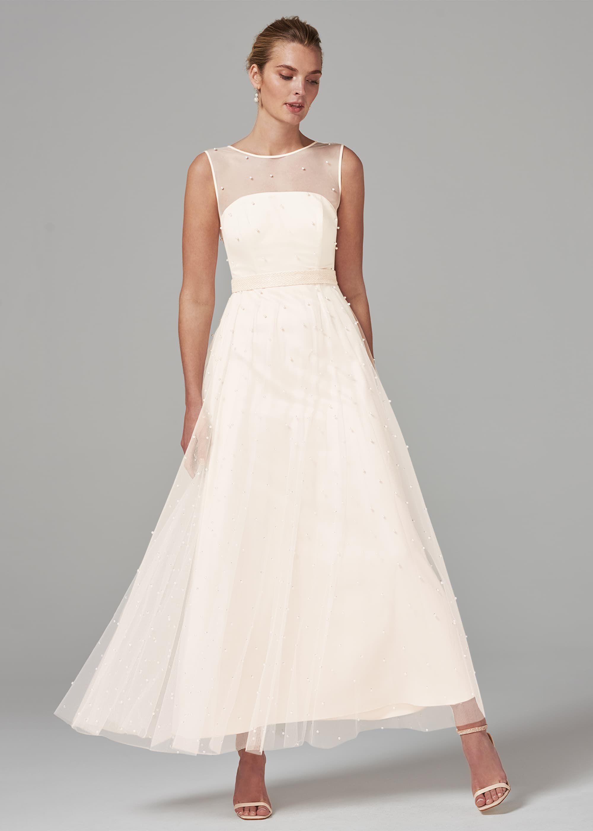 Genova Beaded Wedding Dress | Phase Eight