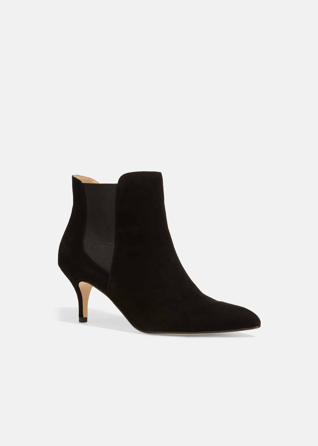 Esme Suede Ankle Boot