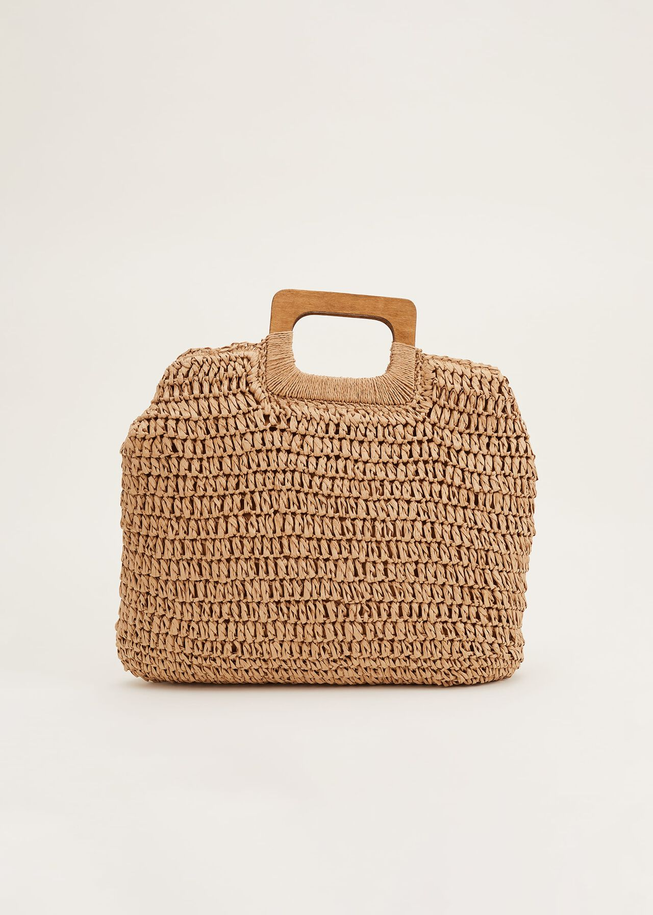 Mara Raffia Bag