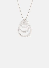 Rilley Ring Pendant Long Necklace