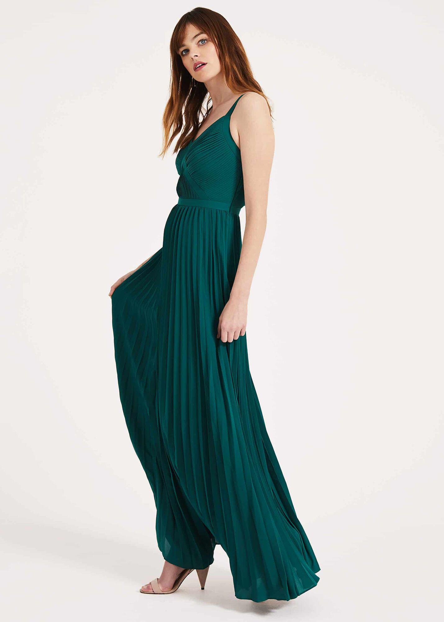 b5666fc154 Giovanna Pleated Maxi Dress   Phase Eight   Phase Eight