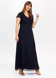 Gemma Lace Maxi Dress