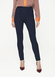 Cammie Ponte Trousers