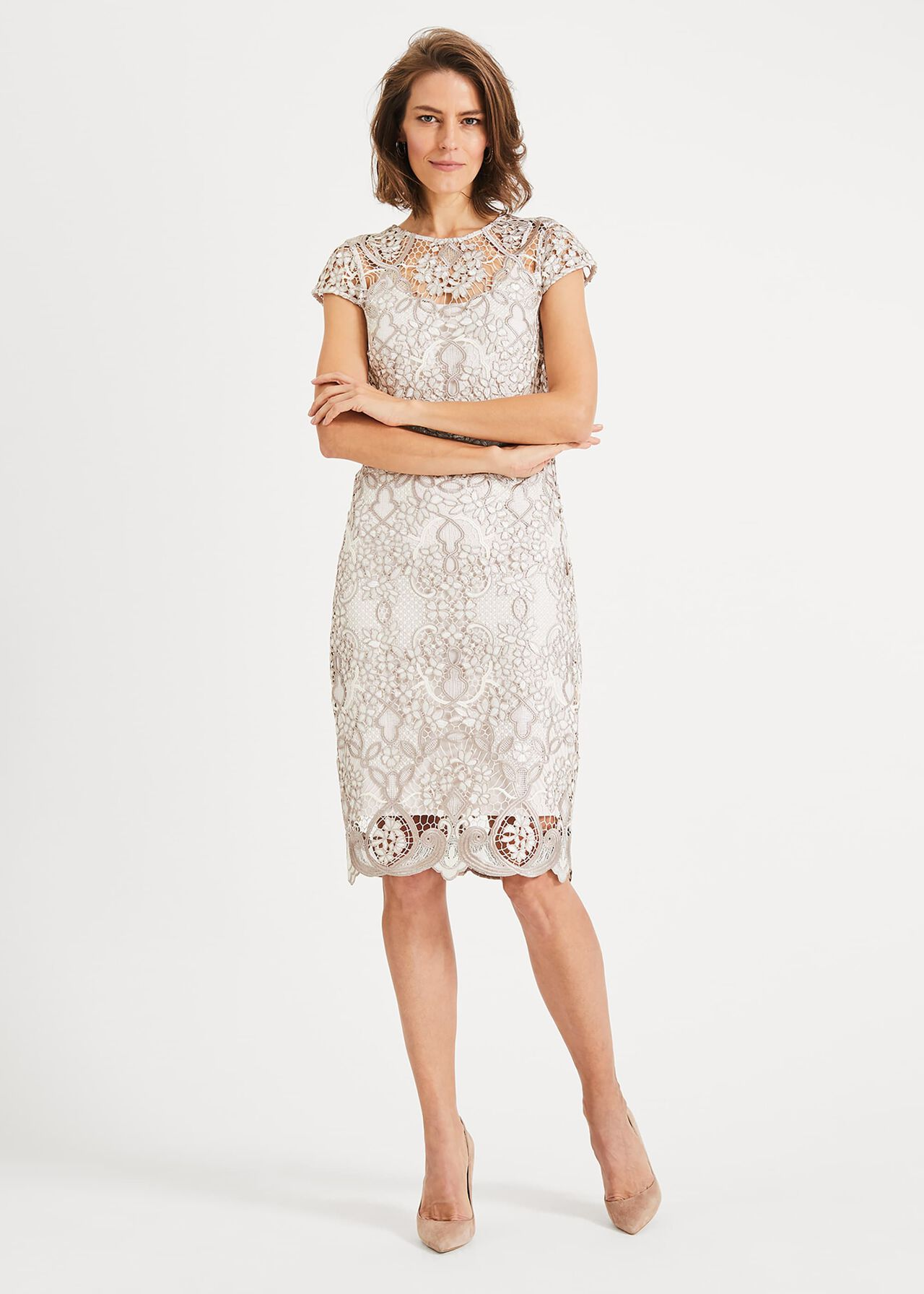 Frances Lace Dress