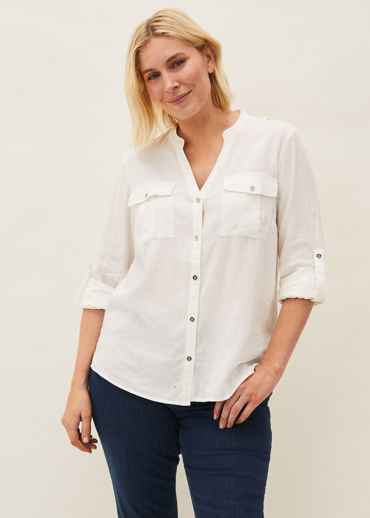 Valdita Linen Shirt
