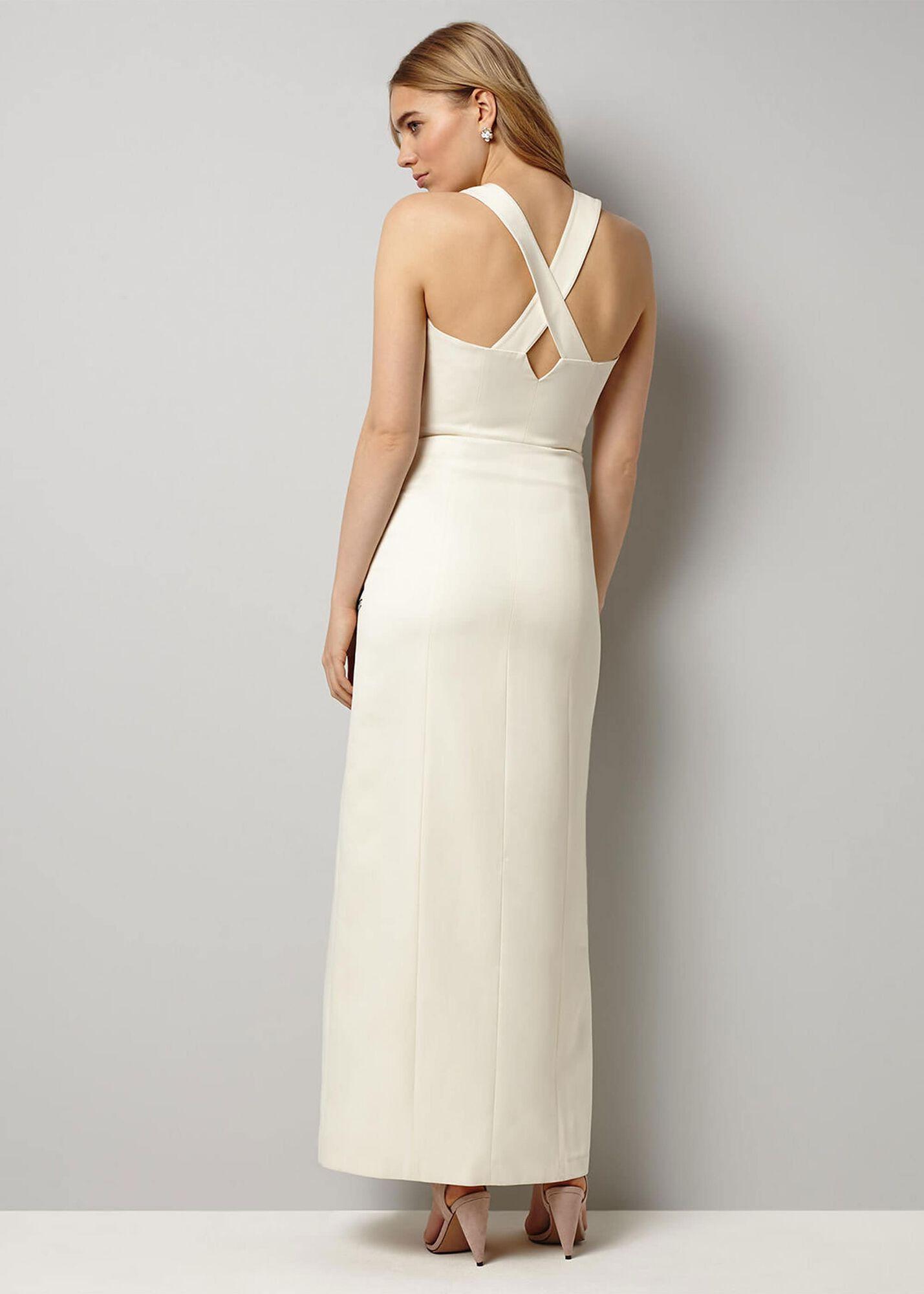 b795f7a2 Zarah Embroidered Maxi Dress. Previous Next