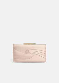 Rosie Satin Clutch Bag