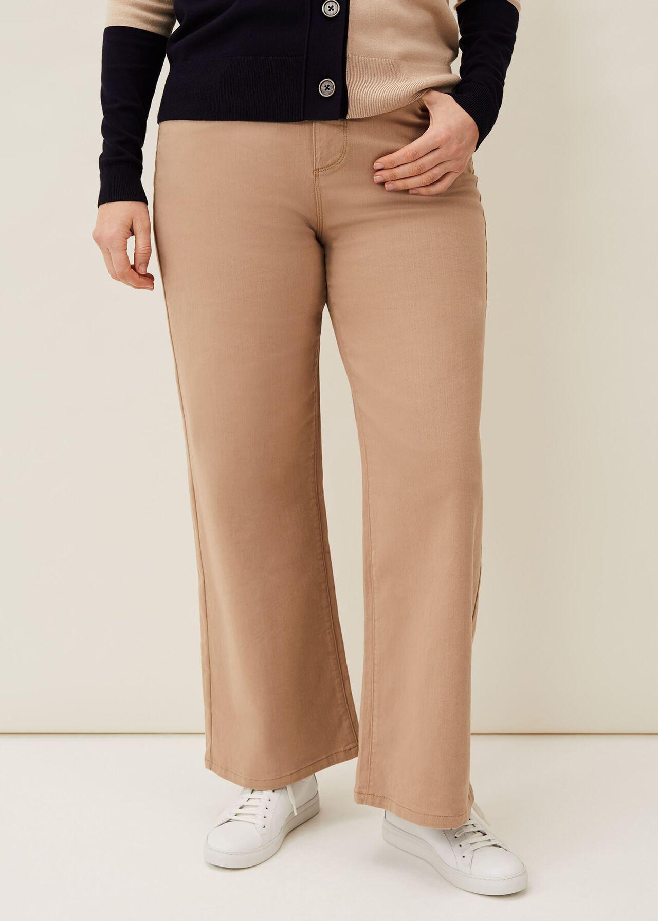 Viona Wide Leg Jeans