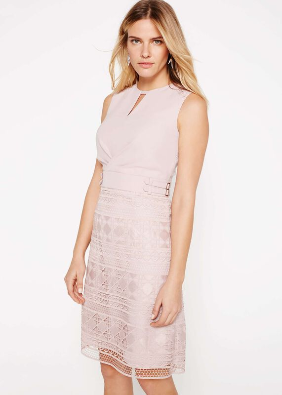 Porta Lace Dress
