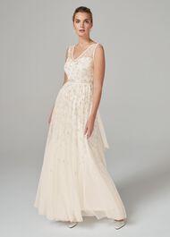 Millicent Beaded Wedding Dress