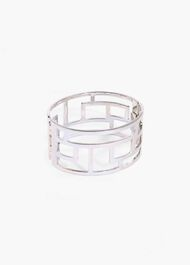 Evelyn Cage Cuff Bracelet